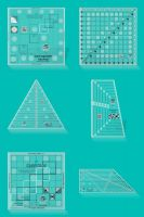 Penny HarenCreative Grids Specialty Rulers